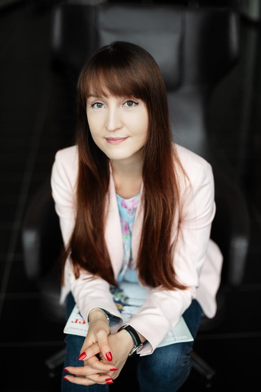 Agnieszka - coach i lektor językowy