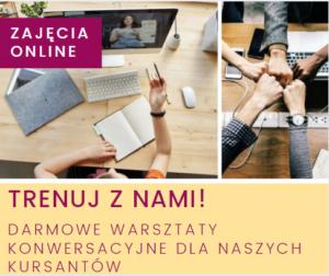 Język angielski online Szczecin