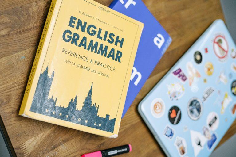 jak skutecznie uczyć się gramatyki ang